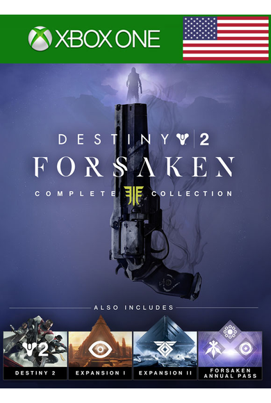 Destiny 2: Forsaken Complete Collection (USA) (Xbox One)