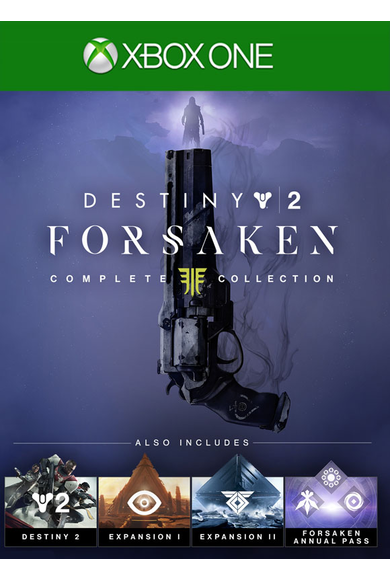 Destiny 2: Forsaken Complete Collection (Xbox One)
