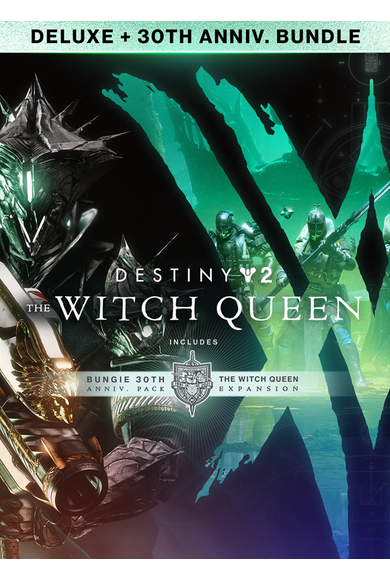 Destiny 2: The Witch Queen Deluxe + Bungie 30th Anniversary Bundle (DLC)