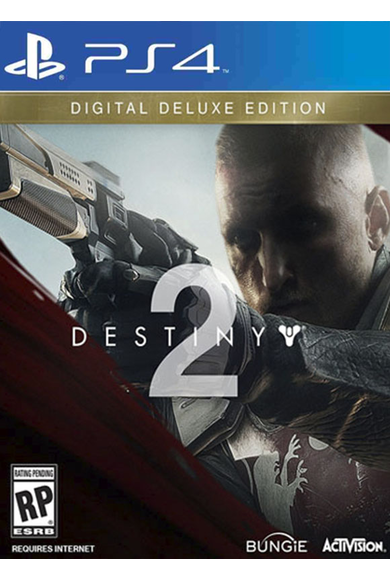 Destiny 2 Deluxe Edition (PS4)