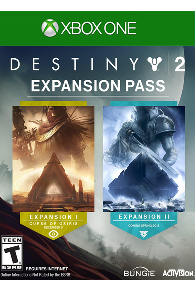 Destiny 2 + Expansion Pass (Xbox One)