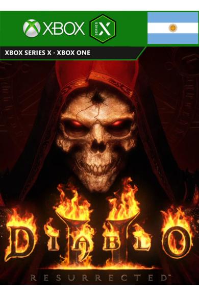 Diablo 2: Resurrected (Argentina) (Xbox ONE / Series X|S)