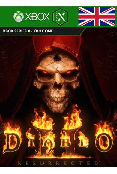 Diablo 2: Resurrected (UK) (Xbox ONE / Series X|S)