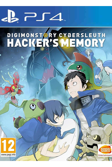 Digimon Story Cyber Sleuth: Hacker's Memory (PS4)