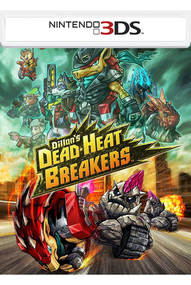 Dillon's Dead Heat Breaker (3DS)