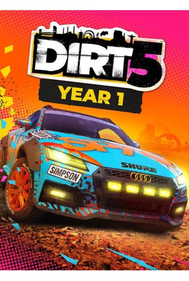 DIRT 5 - Year One Upgrade (DLC)