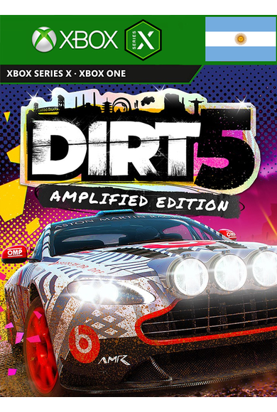 DIRT 5 - Amplified Edition (Argentina) (Xbox One / Series X|S)