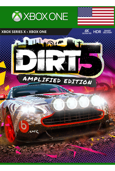 DIRT 5 - Amplified Edition (USA) (Xbox One)