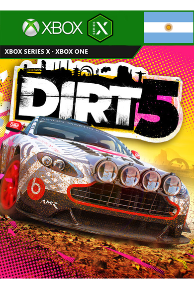 DIRT 5 (Argentina) (Xbox One / Series X|S)