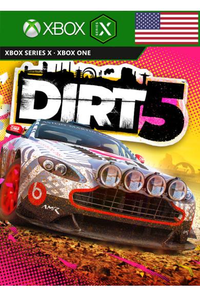 DIRT 5 (USA) (Xbox One / Series X|S)