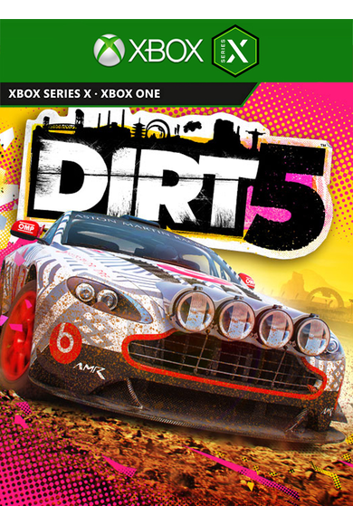 DIRT 5 (Xbox One / Series X|S)