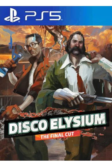 Disco Elysium - The Final Cut (PS5)