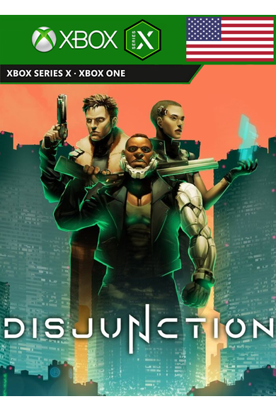 Disjunction (USA) (Xbox One / Series X|S)