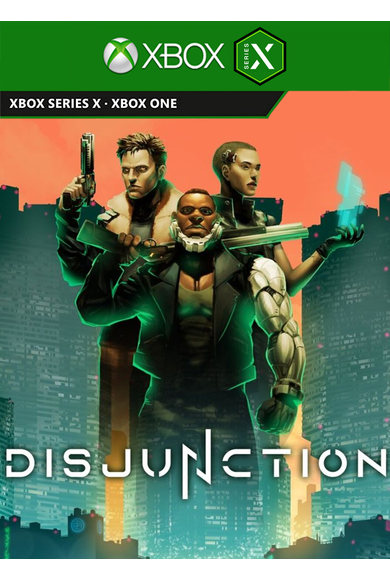 Disjunction (Xbox One / Series X|S)
