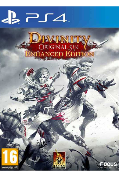 Divinity: Original Sin - Enhanced Edition (PS4)