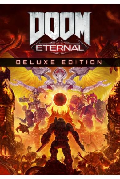 Doom Eternal - Deluxe Edition (Steam)