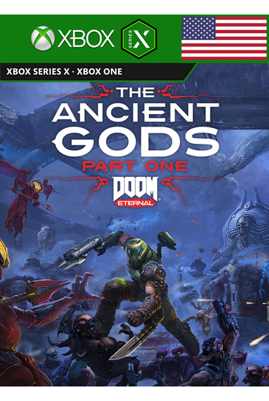 DOOM Eternal: The Ancient Gods - Part One (DLC) (USA) (Xbox One / Series X|S)