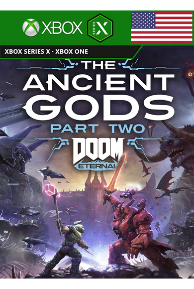 DOOM Eternal: The Ancient Gods - Part Two (DLC) (USA) (Xbox One / Series X|S)