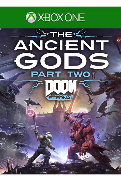 DOOM Eternal: The Ancient Gods - Part Two (DLC) (Xbox One)