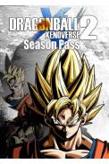 Dragon Ball: Xenoverse 2 - Season Pass (DLC)