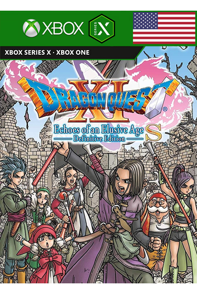 DRAGON QUEST XI S: Echoes of an Elusive Age - Definitive Edition (USA) (Xbox Series X)