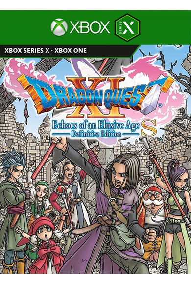 DRAGON QUEST XI S: Echoes of an Elusive Age - Definitive Edition (Xbox Series X)
