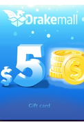 Drakemall Gift Card 5$ (USD)