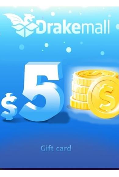 Drakemall Gift Card 5$ (USD)