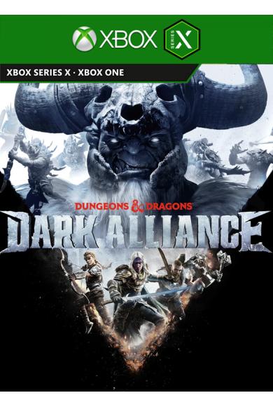 Dungeons & Dragons: Dark Alliance (Xbox One / Series X|S)