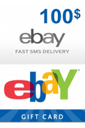 eBay Gift Card 100$ (USD)