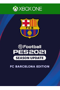 eFootball PES 2021: Season Update - FC Barcelona Edition (Xbox One)