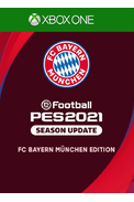 eFootball PES 2021: Season Update - FC Bayern München Edition (Xbox One)