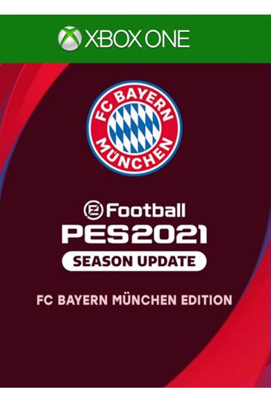 eFootball PES 2021: Season Update - FC Bayern München Edition (Xbox One)