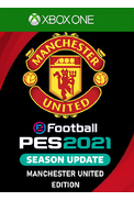 eFootball PES 2021: Season Update - Manchester United Edition (Xbox One)