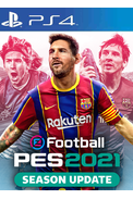 eFootball PES 2021: Season Update - Standard Edition (PS4)