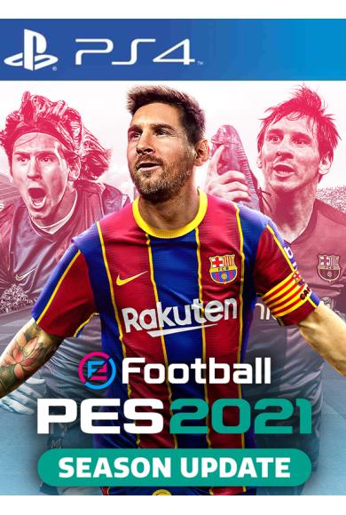 eFootball PES 2021: Season Update - Standard Edition (PS4)