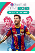 eFootball PES 2021: Season Update - Standard Edition