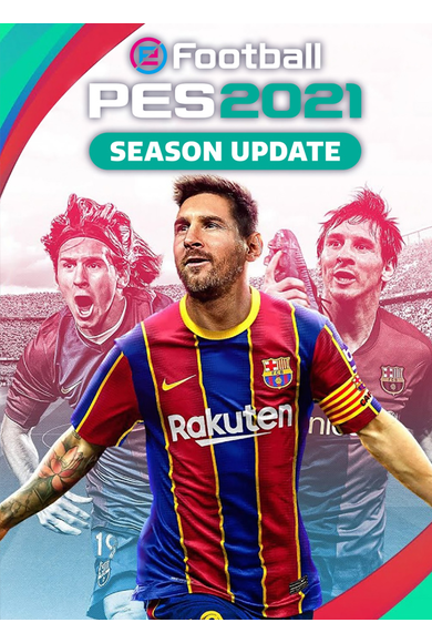 eFootball PES 2021: Season Update - Standard Edition
