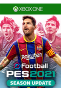 eFootball PES 2021: Season Update - Standard Edition (Xbox One)