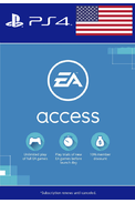 EA Access 12 Months (USA) (PS4)