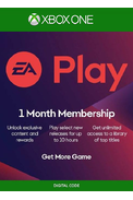 EA Play 1 Months Trial Subscription (Xbox One)
