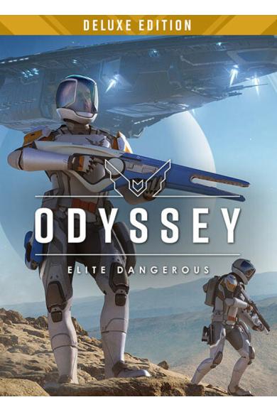 Elite Dangerous: Odyssey (Deluxe Edition)