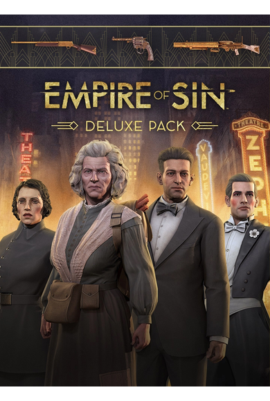 Empire of Sin - Deluxe Pack (DLC)