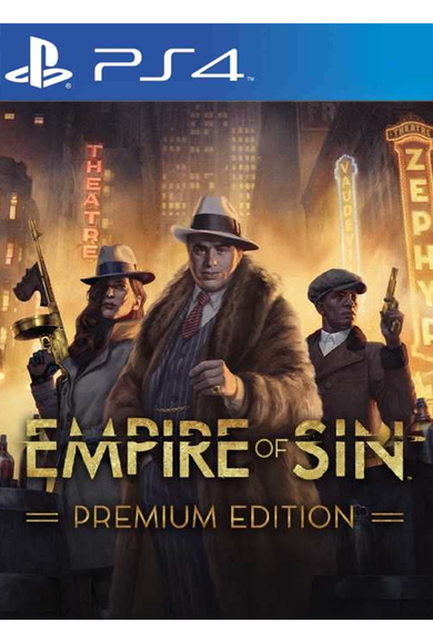 Empire of Sin - Premium Edition (PS4)