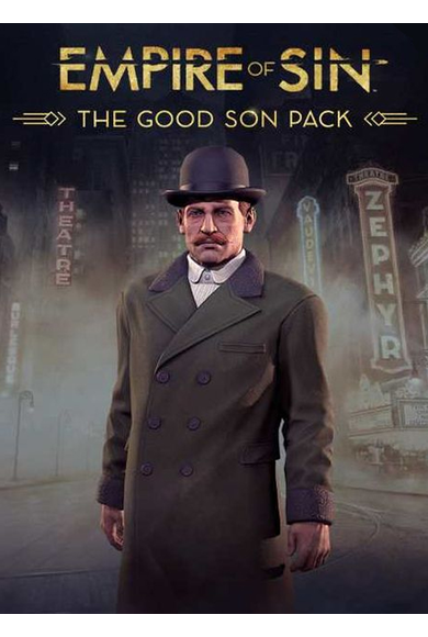Empire of Sin - The Good Son Pack (DLC)