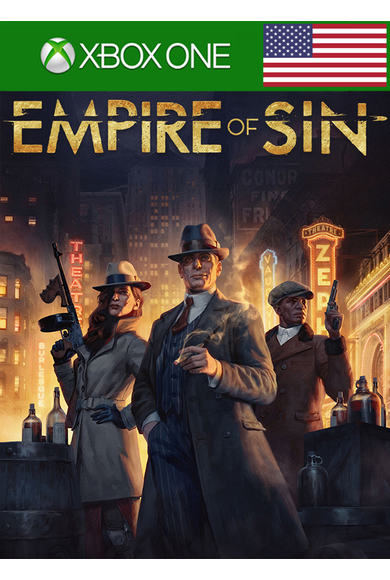 Empire of Sin (USA) (Xbox One)