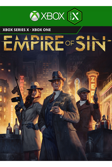 Empire of Sin (Xbox One / Series X|S)