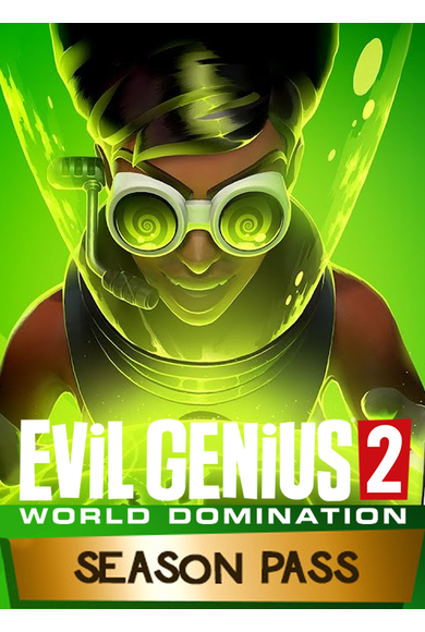 Evil Genius 2: Season Pass (DLC)