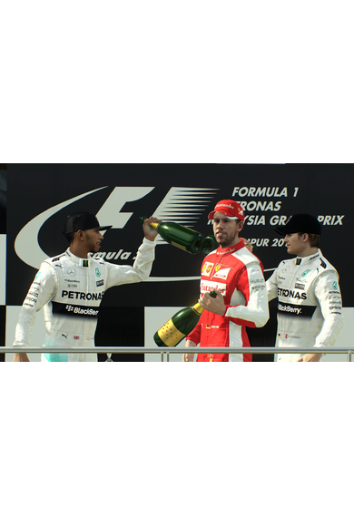 F1 2015 (Argentina) (Xbox One)