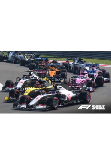 F1 2020 - Deluxe Schumacher Edition (USA) (Xbox One)